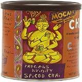MOCAFE Precious Divinity Spiced Chai Tea Mix, 12-Ounce  (Pack of 4)