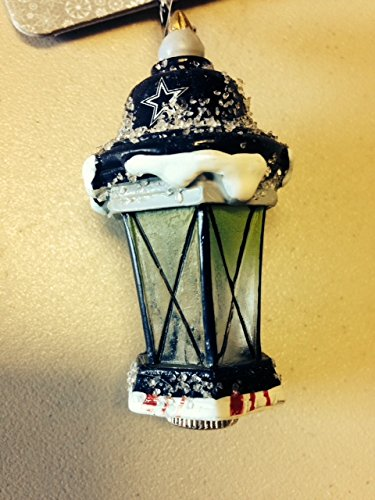 Dallas Cowboys Light up Lantern Ornament