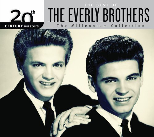 Everly Brothers - 20th Century Masters - The Millennium Collection: The Best of the Everly Brothers (Eco-Friendly Packaging) - Zortam Music