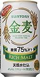 サントリー 金麦 <糖質75%オフ>350ml缶×24本 ランキングお取り寄せ
