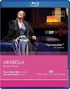 Richard Strauss Arabella Blu Ray Don Kent