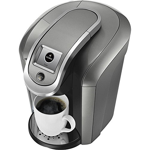 silver keurig 20 brewing system by keurig - Keurig Coffee Maker Reviews