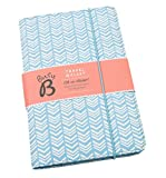 Busy B Family Travel Wallet - Stores up to 6 passports with pockets for all holiday paperwork