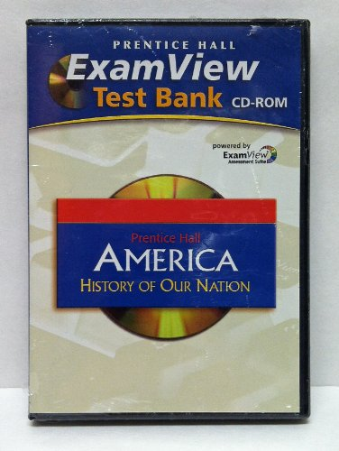 america-history-of-our-nation-examviewr-test-bank-cd-rom-0131668498
