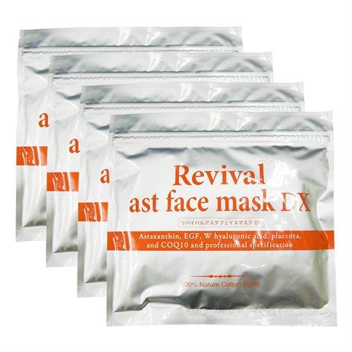 リバイバルアスタフェイスマスク 30枚入り x4袋