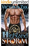 Highland Storm (Guardians of Scotland Book 2)