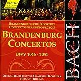 Bach : Concertos Brandebourgeois BWV 1046-1051