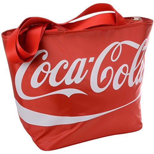 Coca-Cola Cooler Tote front-540121