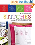 A Rainbow of Stitches: Embroidery and...