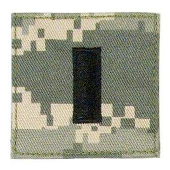 ACU Digital Camouflage 1st Lieutenant Rank Insignia
