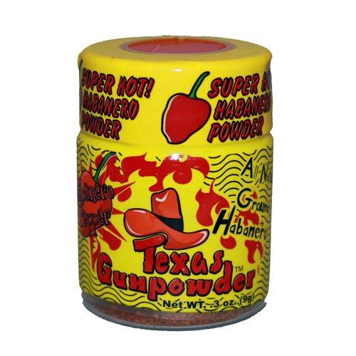 Texas GunPowder Habanero Powder Keg (Texas Chili Powder compare prices)