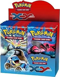 Amazon.com: Pokémon Trading Card Game: XY Booster Display (36