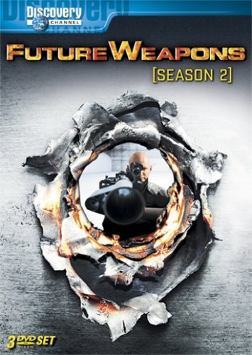 Future Weapons: Season 2 [DVD] [2007] [US Import]