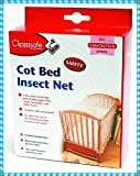 CLIPPASAFE COT BED INSECT NET SIZE 150 X 75 X 75 CM