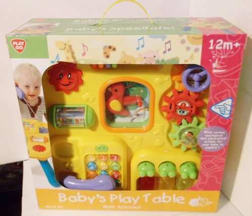 PlayGo Baby\'s Play Table - 1