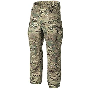 Helikon SFU NEXT Hommes Pantalons PolyCotton Ripstop Camogrom
