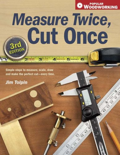 Measure Twice  Cut Once Simple Steps to Measure  Scale  Draw and Make the Perfect Cut Every Time.