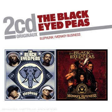 Black Eyed Peas - Elephunk 2 - Zortam Music