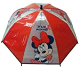 Disney Minnie Mouse Bubble PVC Umbrella