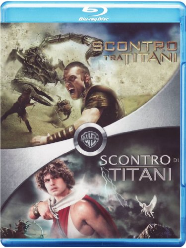 Scontro tra titani + Scontro di titani [Blu-ray] [IT Import]