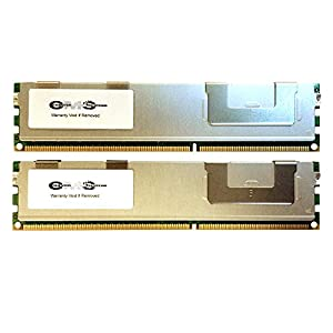 8Gb 2X4Gb Pc3-10600R Ecc Registered Ddr3 1333 2Rx4 Dimm Memory Server Ram By CMS