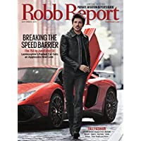 1 Yr of Robb Report Magazine Subscription