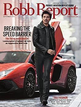 1 Yr of Robb Report Magazine Subscription
