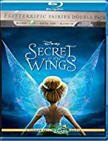 Secret of the Wings (Four-Disc Combo: Blu-ray 3D/Blu-ray/DVD + Digital Copy) by Walt Disney Studios Home Entertainment