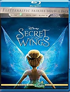 Secret of the Wings (Four-Disc Combo: Blu-ray 3D/Blu-ray/DVD + Digital Copy) by Walt Disney Studios Home Entertainment