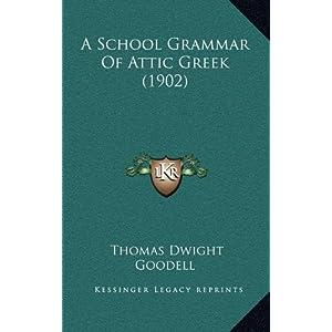Greek Grammar - Amazon.de