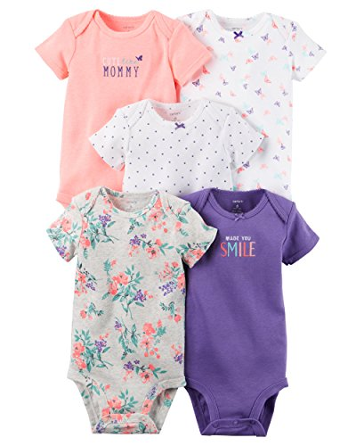 carters-baby-girls-5-pack-bodysuits-baby-cute-like-mommy-24m