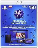 PlayStation Network Card 50  [Guthabenkarte für österreichisches PSN-Konto]