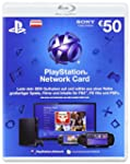 PlayStation Network Card (50 Euro) (L...