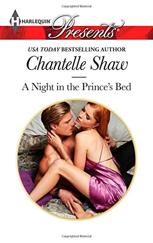 Image of A Night in the Prince's Bed (Harlequin Presents)