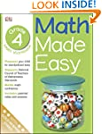 Math Made Easy: Fourth Grade Workbook...