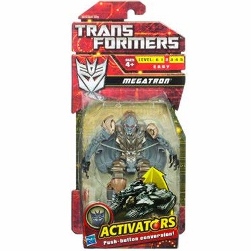 Hasbro – Transformers – Level 3 – Activators – Megatron – 15 cm # 98470 online kaufen