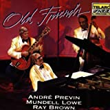 echange, troc Andre Previn & Mundell Lowe & Ray Brown - Old Friends