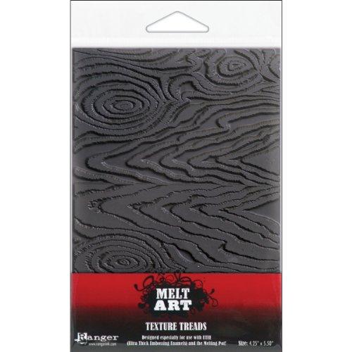 Ranger SUT-34735 Melt Art Texture Tread, Wood Grain