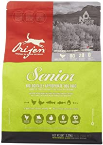 Orijen Senior Recipe Dry Dog Food
