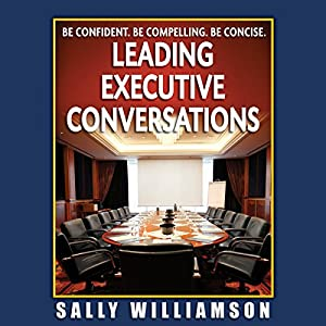 Leading Executive Conversations Audiobook