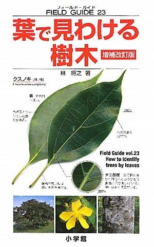 葉で見わける樹木