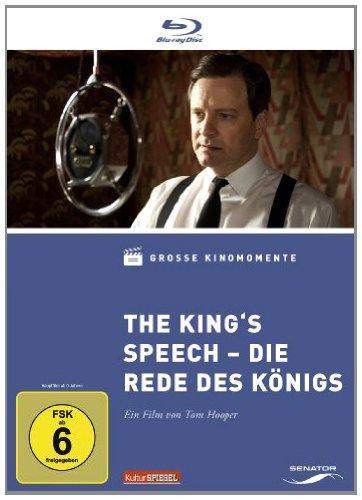 The King's Speech - Die Rede des Königs - Große Kinomomente [Blu-ray]