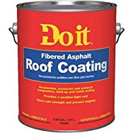 Do it Fibered Asphalt Roof Coating-GL FIB ASPHLT RF COATING