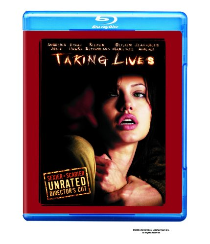 Cover art for  Taking Lives  [Blu-ray]
