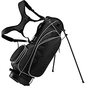 RJ Sports DE Stand Bag, 9 Inches