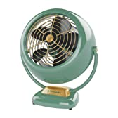 CR1-0061-17 VFANヴィンテージ Whole Room Air Circulator Vornado サーキュレーターファン Vornado社 Green【並行輸入】