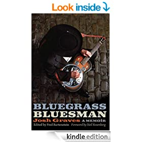 Bluegrass Bluesman: A Memoir (Music in American Life)