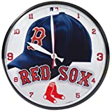 Boston Red Sox - Logo Cap Clock