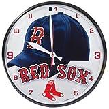 Boston Red Sox - Logo Cap Clock