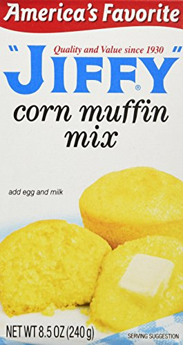 Jiffy Corn Muffin Mix, 8.5 oz, 6 pk